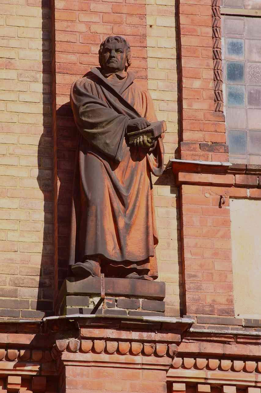 Statue Luther